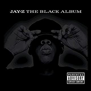 jay z the black album poster