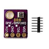 KeeYees BME280 5V Sensor de Alta Digital Temperatura Humedad Presión Barométrica Tablero del Módulo Breakout para Arduino Raspberry Pi