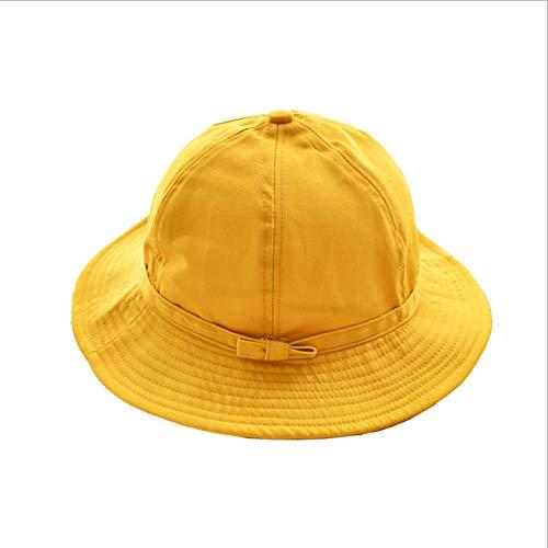 JICIMAOYI Sombrero de camarote de Doble Cara Mujer Carpa Bordado Sombrero Macho Pareja Casual Establecer al Aire Libre Sombrero de Sol Tide