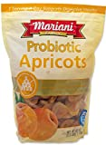 Mariani Probiotic Dried Apricots- 40 oz Package- 10x More Effective than Yogurt