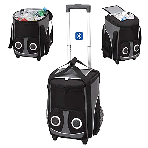 AJK Gifts Bluetooth Rolling Speaker Cooler #SNLKI-TBCNN