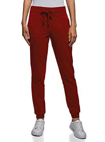 oodji Ultra Mujer Pantalones de Punto Deportivos