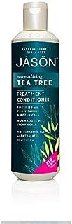 Jason Tea Tree Oil Therapy Conditioner 236ml (Pack of 6) - ジェイソン?ティーツリーオイルセラピーコンディショナー236ミリリットル x6 [並行輸入品]