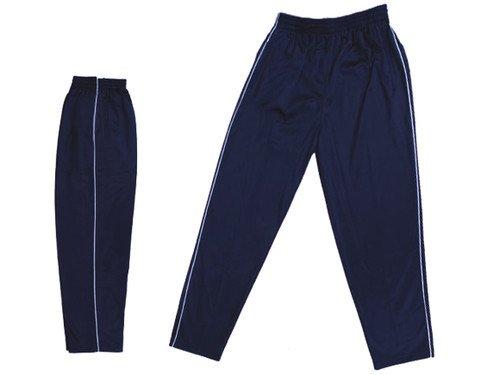 Matelas grande taille pantalon de sport pour homme bleu foncé 6XL au 3XL 5XL bleu foncé