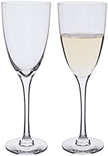 DARTINGTON CRYSTAL Rachael Small Wine Glass (Pack of 2), Crystal, 7x18.4x21.5 cm
