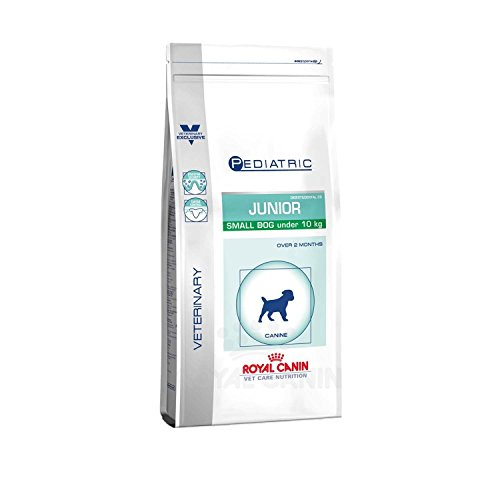ROYAL CANIN Junior Small Dog Digest & Dental Trockenfutter Hund- Für Hundewelpen Kleiner Rassen 2kg