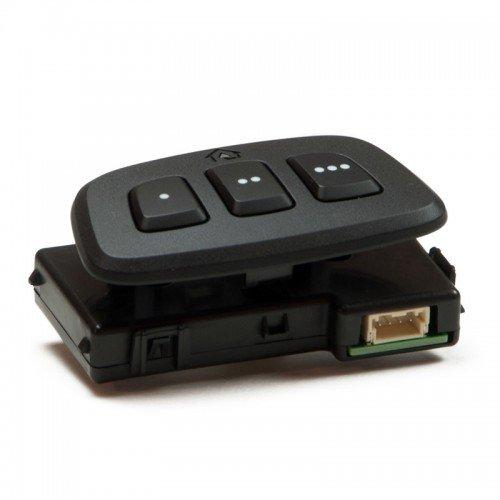 HomeLink 60-HMLKV5BLK Wireless Garage Door Opener Control System for...
