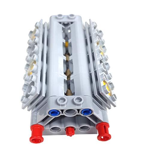 LEGO TECHNIC 55-teiliges Set für einen 8 Zylinder Motor wie im Set 42000.