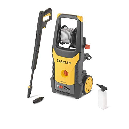 Busirsiz Stanley SXPW18E Arandela de alta presión (1.800 W, 135 bar, 440 l/h) Accesorios