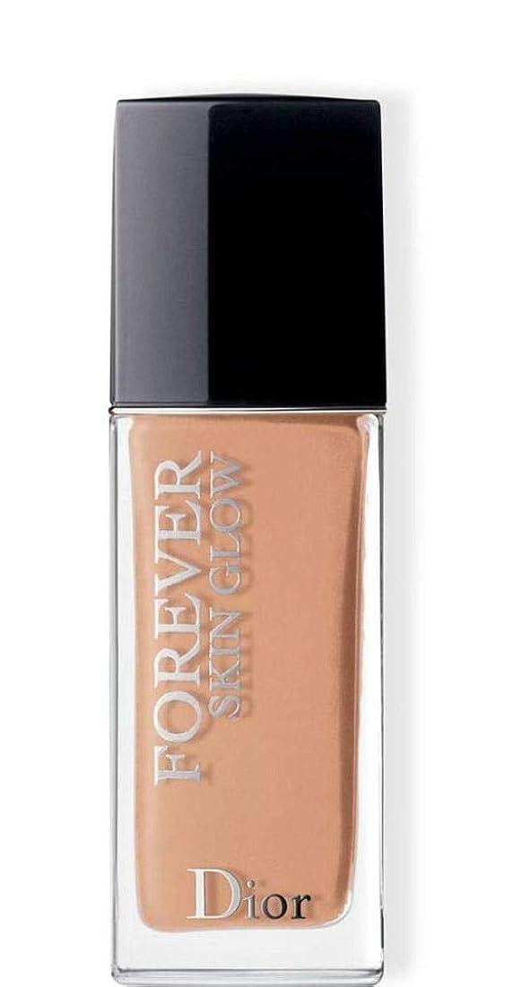 苦しみ壮大キャンバスクリスチャンディオール Dior Forever Skin Glow 24H Wear High Perfection Foundation SPF 35 - # 3CR (Cool Rosy) 30ml/1oz並行輸入品