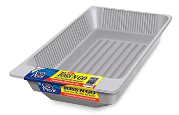 Cat s Pride 01640 Toss  N Go Disposable Litter Tray