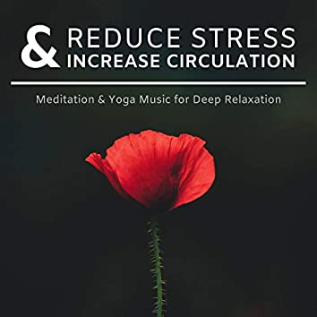 Reduce stress & Increase Circulation: Meditation & Yoga Music for Deep Relaxation