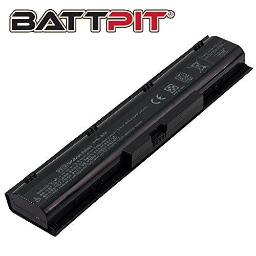 Battpit Batterie pour PC Portables HP PR08 633734-141 633734-151 633734-421 633807-001 HSTNN-IB25 ProBook 4730s 4740s - [8 Cellules/4400mAh/63Wh]