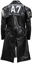 Vegas A7 NCR Ranger Duster Coat Leather Jacket (XL)