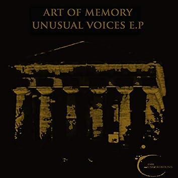 Unusual Voices E.P