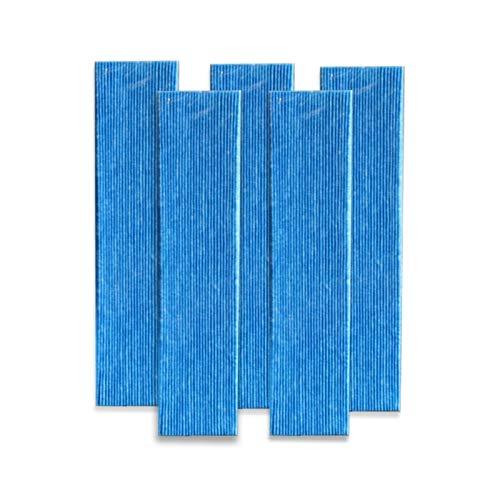 LCJQ Filtro di Ricambio 5PCS purificatore d'Aria di Ricambio del Filtro for Daikin MC70KMV2 Serie MCK57LMV2 MC709MV2 Filtri (Color : Blue)