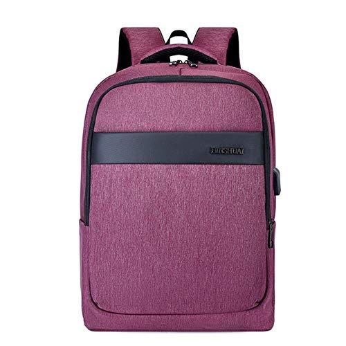 Erfhj Rugzak voor dames en heren, laptoptas, schoolrugzak, zakelijke reistas, studenten-rugzak, schoudertas