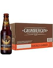 Grimbergen Birra Double Ambree (Abbazia)- 24 bottiglie da330 ml