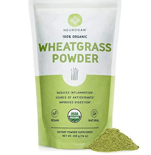 organic kamut blend wheatgrass - 3