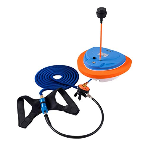 WIN OUTDOOR 12V Mini Hookah Scuba Diving Compressor & The Complete Dive & Snorkel System Without Tanks