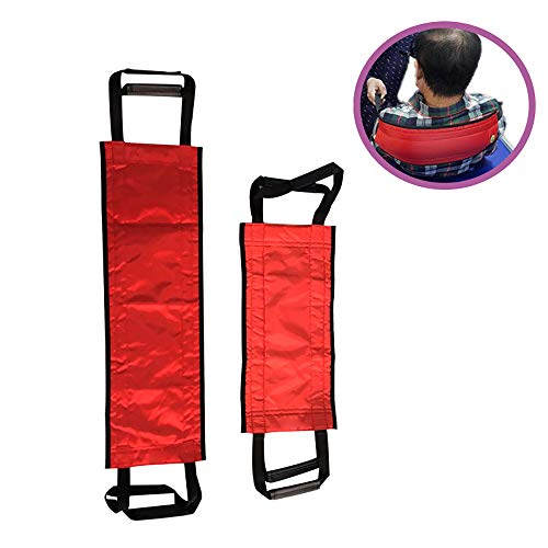LANGYINH Transfer Gait Verpleging Slingriem, Transfer Sling,Medical Secure Patient Ambulation Assist Transfer Board met handgrepen, voor rolstoel, bed, stoel