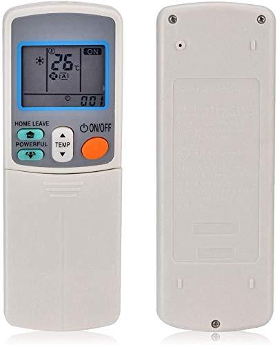 Goshyda Mando a Distancia, Control Remoto del Aire Acondicionado Reemplazo Universal para Daikin ARC433A1 ARC433B70 ARC433A70 ARC433A21 ARC433A46 ARC433A75