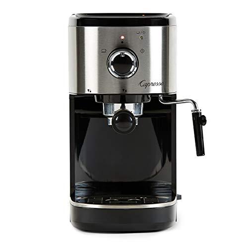 Capresso EC Select Professional Stainless Steel Espresso and Cappuccino Machine