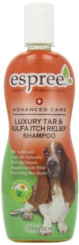 Espree Advanced Care Luxury Tar and Sulpha Itch Relief Shampoo, 355 ml