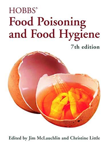 Hobbs' Food Poisoning and Food Hygiene