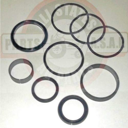 Hydraulic Seal Kit - Bucket Tilt Cylinder Compatible with New Holland L565 L175 LS150 LX485 LS160 LS170 L140 L170 LS140 C175 LX565 L160 LX465 L465 LX665 86513330 John Deere 4475 7775 6675 5575