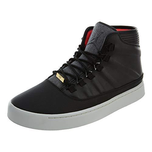 Nike Herren Jordan Westbrook 0 Holiday Turnschuhe, Schwarz/Rot/Weiß (Schwarz/Schwarz-Infrrd 23-Lght Bn), 44 EU