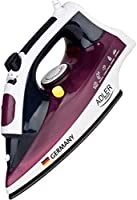 Save on Germany steam Iron max power 3000W ADLER