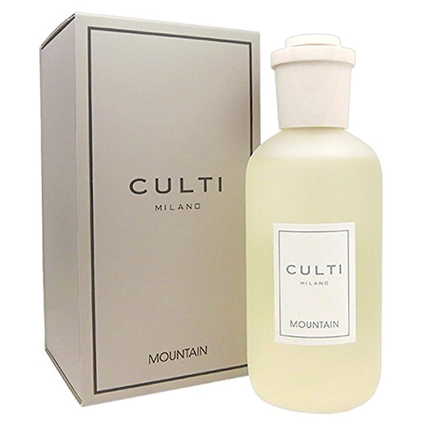 CULTI クルティ スタイル フレグランススティック MOUNTAIN 250ml [並行輸入品]