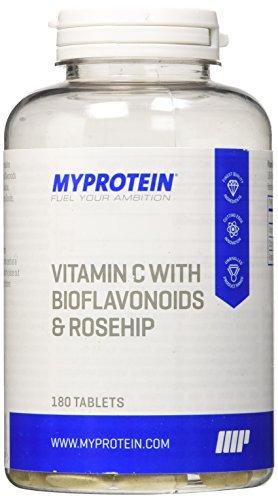 MyProtein Vitamin C with Bioflavonoids & Rosehip - 100 gr