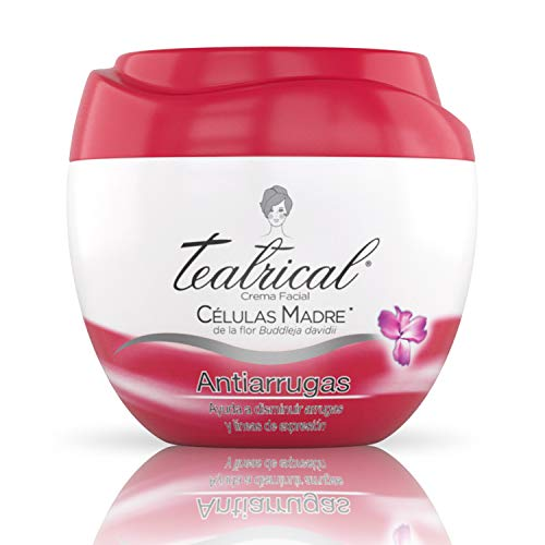 Teatrical Crema Facial Celulas Madre Antiarrugas (Anti-Wrinkle Cream)