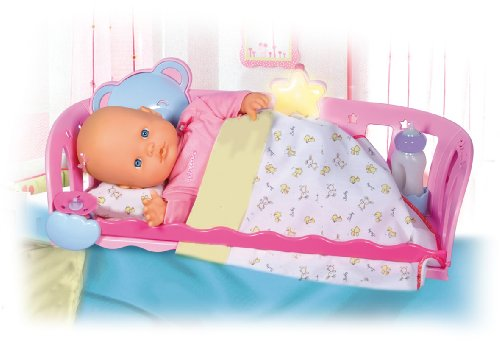 Nenuco My First with Sleep with Me Cradle