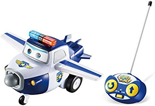 Super Wings - Remote Control Paul by Super Wings