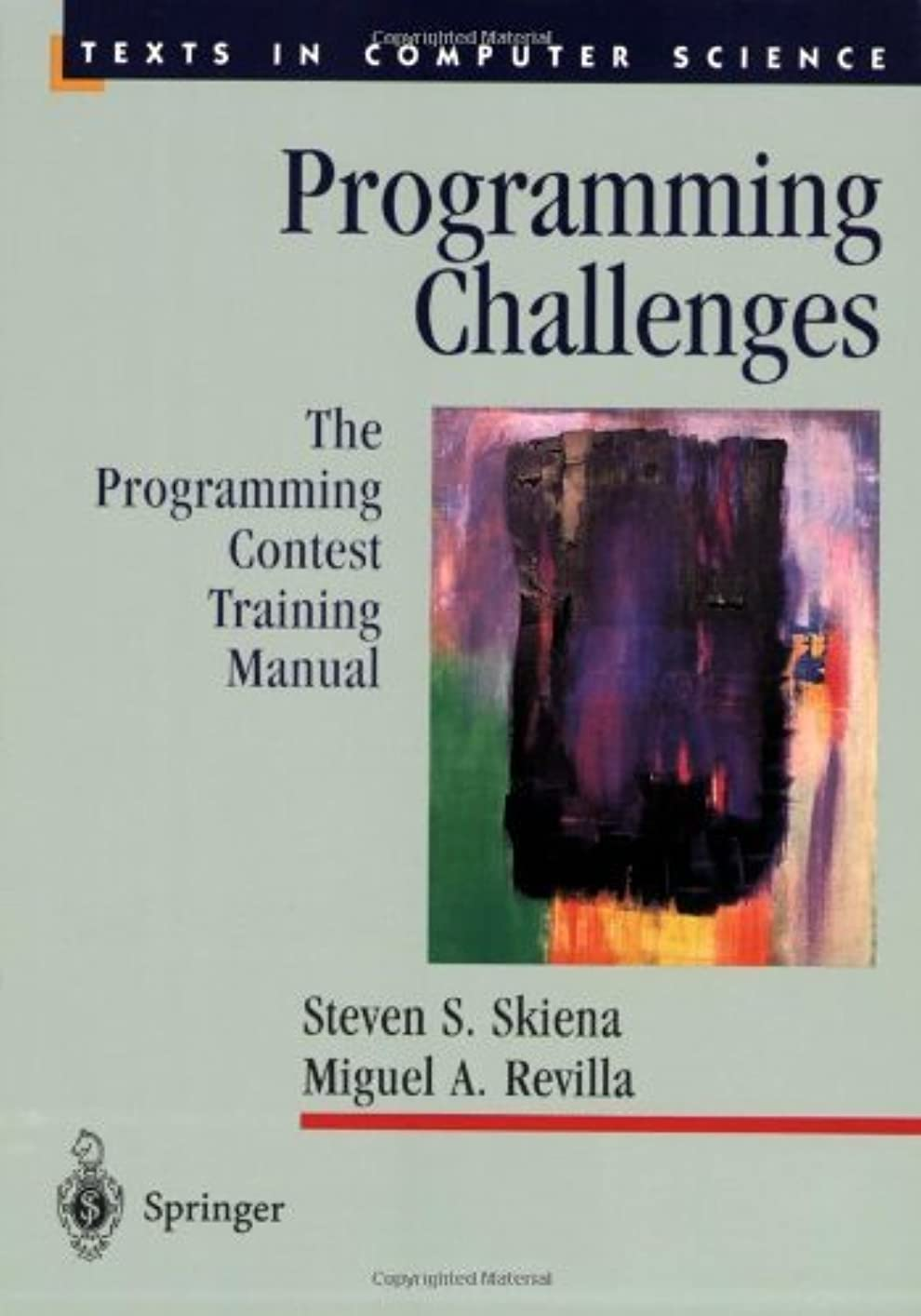 船堤防ハチProgramming Challenges: The Programming Contest Training Manual (Texts in Computer Science) (English Edition)