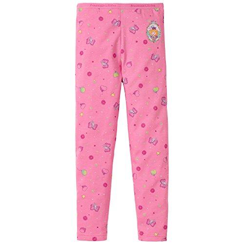 Schiesser Mädchen lang Unterhose, Rot (rosa 503), 92 (Herstellergröße: 092)