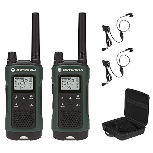 Motorola 22 Channel Weatherproof 35mile Range Two Way Radio