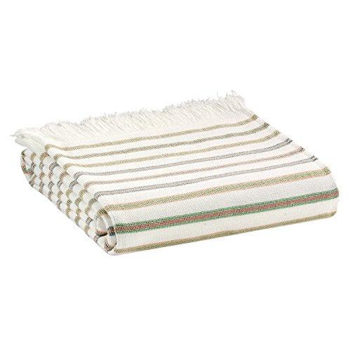 Vivaraise - Drap de Bain - Drap de Bain très Absorbant - Serviette de Bain - Drap de Bain 91% Coton 9% Polyester - Drap de Bain Doux - 100 x 180 - Multico Multicolore - Luce