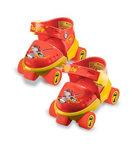 Mondo - 18426 - Vélo et Véhicule pour Enfant - Set Roller Skate + Protections Planes