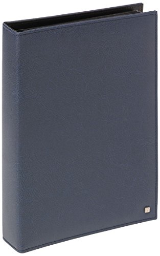 walther design Memo-Album De Luxe, blau 200 F. 13x18 cm