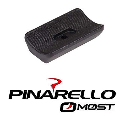 Attacco Pinarello TIGER ALU AERO Matt Black Alluminio 2019 Lunghezza 80 mm