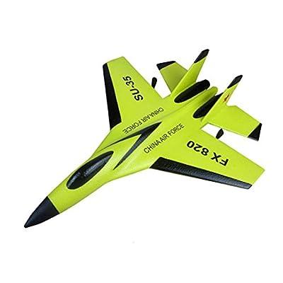DAYLIN Remote Control Foam Plane Glider