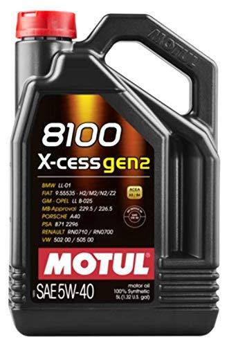 Motul Olio Motore Auto X-Cess Gen 2SAE 5W-40