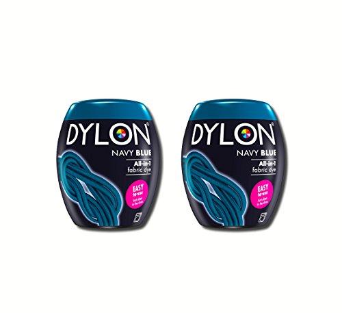 Dylon machine à laver Dye Pod Vert Forêt 350 G permanent colorants-up Tissu Poudre