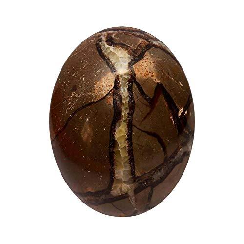 Modern Indian Art Natural Gemstone Dragon Septarian Sphere Ball Reiki Crystal Healing Spiritual (55-65 Mm)