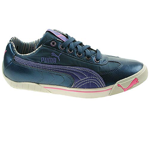 Puma Schuh Frauen Speed Cat , blau/lila, 40,5
