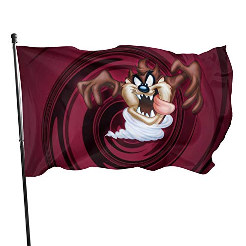 tasmanian devil flag - 5